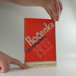 náhled knihy - Ročenka Rozhledů po literatuře a umění