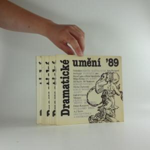 náhled knihy - Dramatické umění ´89, svazek I-IV