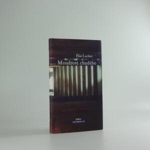 náhled knihy - Moudrost chudého