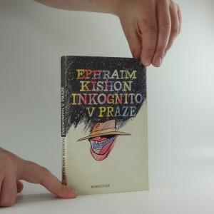 náhled knihy - Inkognito v Praze