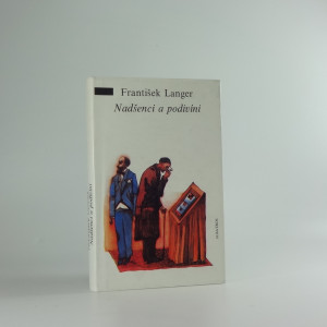 náhled knihy - Nadšenci a podivíni : výbor povídek : pro čtenáře od 12 let