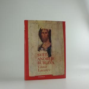 náhled knihy - Svět Andreje Rubleva
