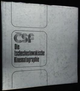 náhled knihy - Die tschechoslowakische Kinematographie