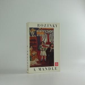 náhled knihy - Rozinky a mandle : výbor z jidiš povídek