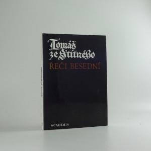 náhled knihy - Řeči besední
