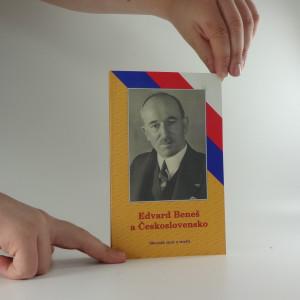 náhled knihy - Edvard Beneš a Československo : sborník statí a studií