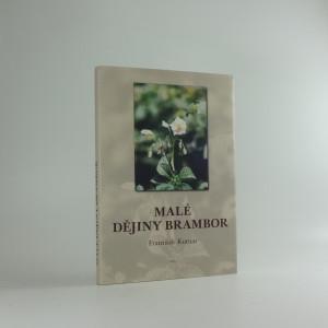 náhled knihy - Malé dějiny brambor