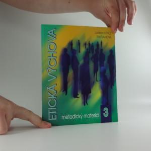 náhled knihy - Etická výchova : metodický materiál III