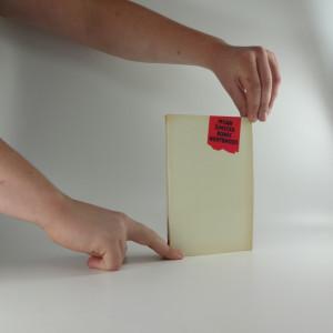 náhled knihy - Konec nehybnosti