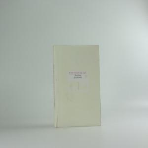 náhled knihy - Rozličné poznámky : výbor z pozůstalosti