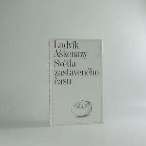 náhled knihy - Světla zastaveného času