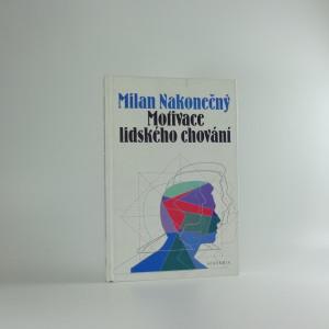 náhled knihy - Motivace lidského chování