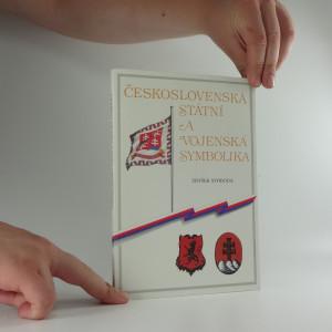 náhled knihy - Československá státní a vojenská symbolika
