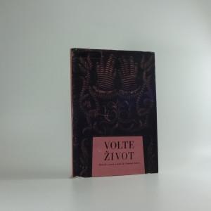 náhled knihy - Volte život : sborník prací a úvah Gustava Sichra