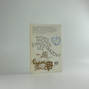 náhled knihy - Zimostrázový les