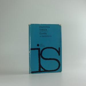 náhled knihy - Člověk a instituce : Antinomie moderní demokracie
