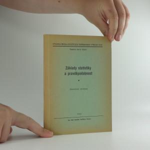 náhled knihy - Základy statistiky a pravděpodobnosti