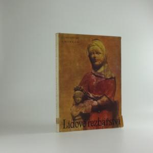 náhled knihy - Lidové řezbářství