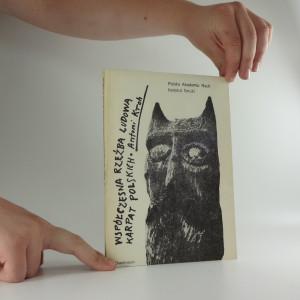 náhled knihy - Współczesna rzeźba ludowa Karpat polskich
