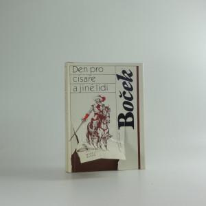 náhled knihy - Den pro císaře a jiné lidi : cyklus novel z časů manýrismu a baroka