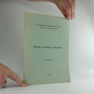 náhled knihy - Etudy o mozku a myšlení : určeno pro stud. všech fakult VŠE v Praze