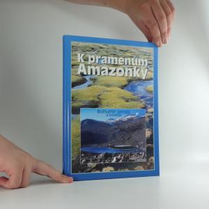 náhled knihy - K pramenům Amazonky