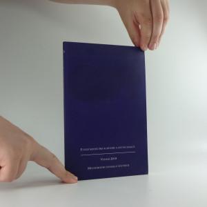 náhled knihy - Etický kodex pro auditory a účetní znalce : vydání 2010