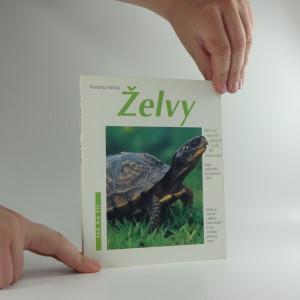 náhled knihy - Želvy : jak o ně správně pečovat a jak jim porozumět : rady odborníka ke správnému chovu