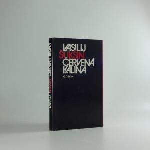 náhled knihy - Červená kalina