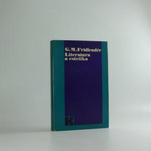 náhled knihy - Literatura a estetika