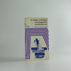 náhled knihy - Avantgardní architektura