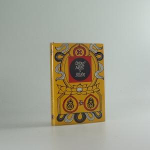 náhled knihy - Černý mrak v bílém : Tibetská lidová poezie