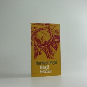 náhled knihy - Havíř Gavlas a Doslov po dvaceti letech