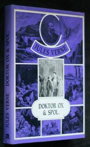 náhled knihy - Doktor Ox & spol.