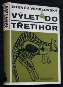 náhled knihy - Výlet do třetihor : Cesta zoologa po Austrálii