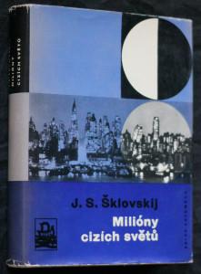 náhled knihy - Milióny cizích světů