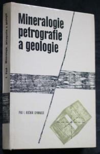 náhled knihy - Mineralogie, petrografie a geologie pro 1. ročník gymnasií