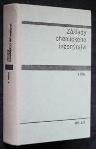 náhled knihy - Základy chemického inženýrství