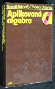 náhled knihy - Aplikovaná algebra
