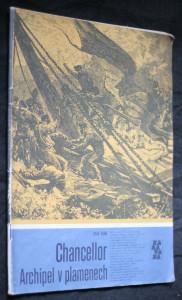 náhled knihy - Karavana č. 140 Chancellor Archipel v plamenech