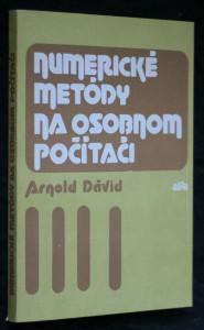 náhled knihy - Numerické metódy na osobnom počítači