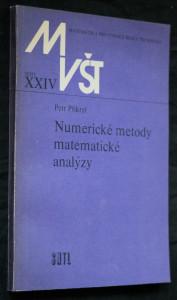 náhled knihy - Numerické metody matematické analýzy : Vysokošk. příručka pro vys. školy techn.