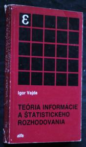 náhled knihy - Teória informácie a štatistického rozhodovania