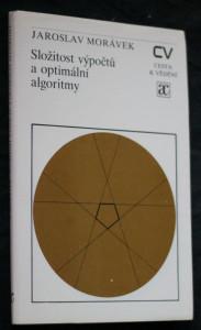 náhled knihy - Složitost výpočtů a optimální algoritmy