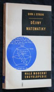 náhled knihy - Dějiny matematiky