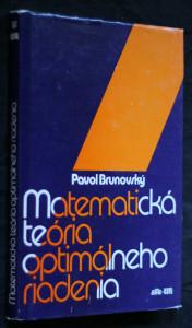 náhled knihy - Matematická teória optimálneho riadenia