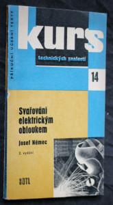 náhled knihy - Svařování elektrickým obloukem : přehl. svařování elektrickým obloukem a pomůcka ke školení svářečů