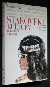 náhled knihy - Staroveké kultúry Blízkeho východu