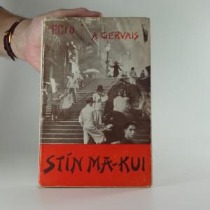 náhled knihy - Stín Ma-Kui