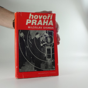 náhled knihy - Hovoří Praha